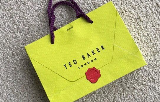 Ted Baker case study image